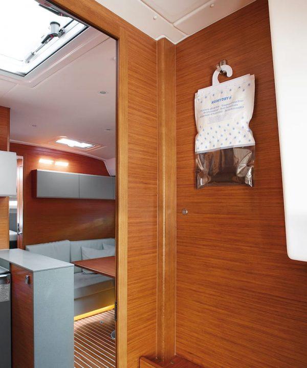 HUMYDRY® MOISTURE ABSORBER HANGING BAG caravan