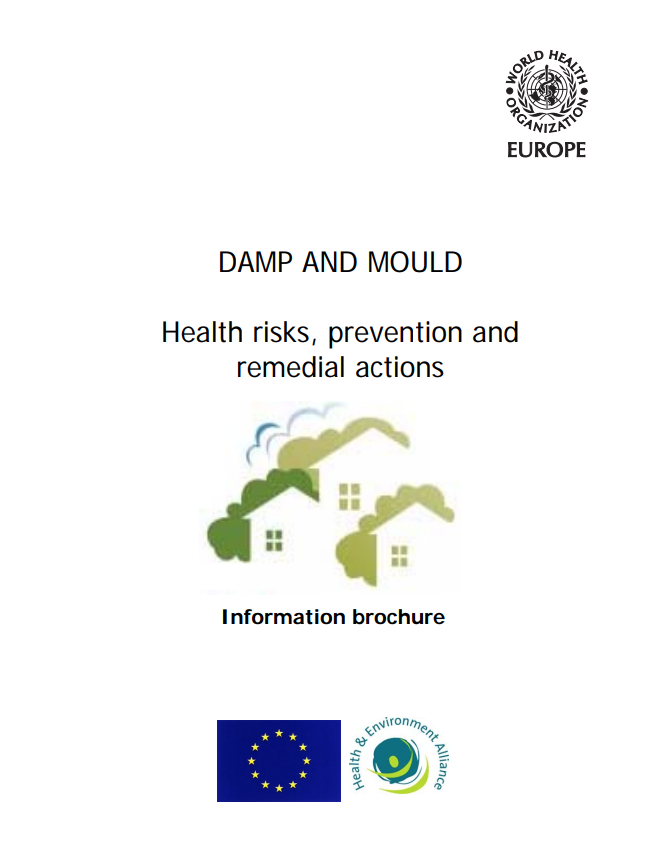 WHO Brochure on Damp and Mould
